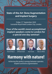 State-of-the-Art Bone Augmentation and Implant Surgery
