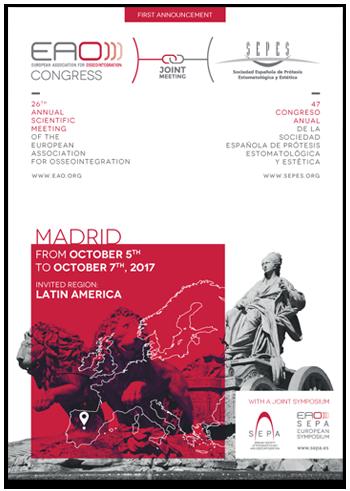 EAO Congress 2017