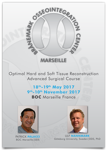 Advanced concepts in implant dentistry - May 2017